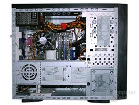 Intel Sockel 775 Testsystem