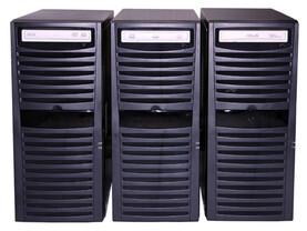 Die ComputerBase Prozessortestsysteme