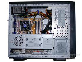 Intel Sockel 478 Testsystem