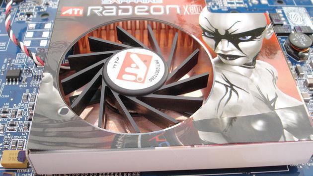 Sapphire Radeon X800 und X800 XL im Test: ATis R430 als Heilsbringer für PCI Express?