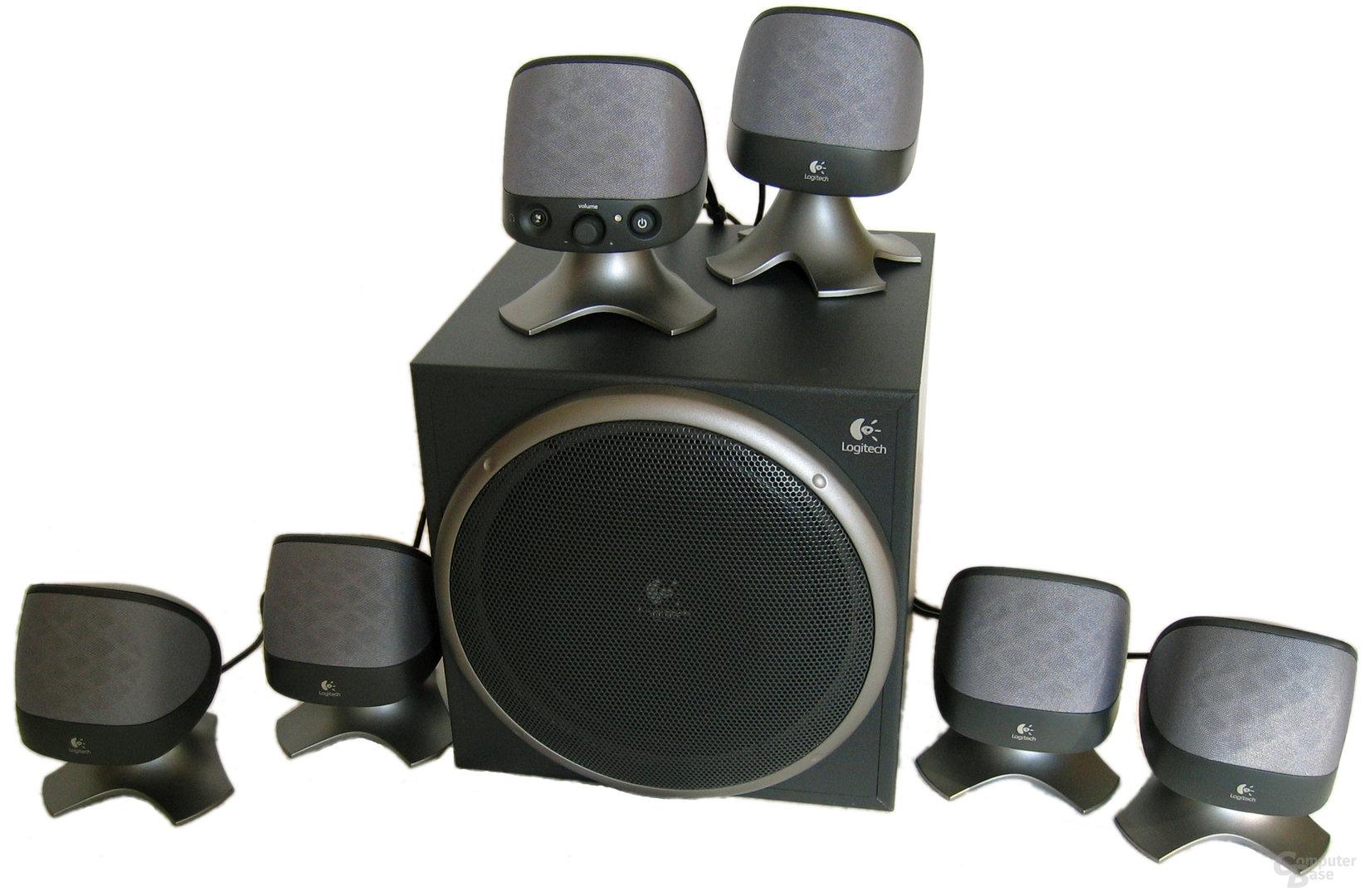 Logitech X-620