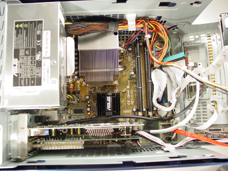 Asus S-presso S1-P111 Deluxe - Installation - Komplett ausgerüstetes System