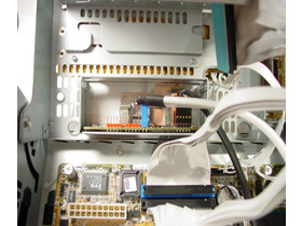 Asus S-presso S1-P111 Deluxe - Installation - USB2.0- und Audio-Frontmodul