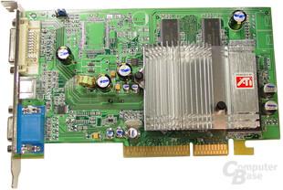 Asus S-presso S1-P111 Deluxe - Testsystem - Radeon 9600