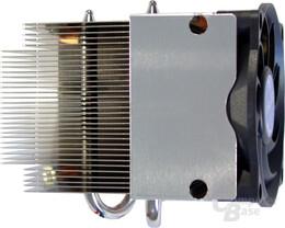 CPU-Kühler - Oberseite