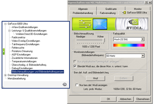 Bildschirmauflösungen