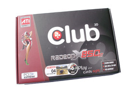 Club3D-Karton