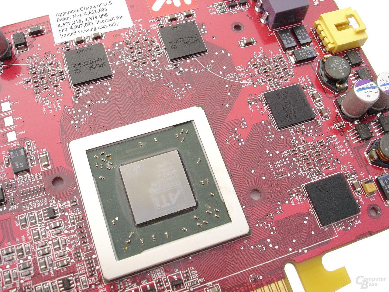 Samsung GDDR3-Speicher