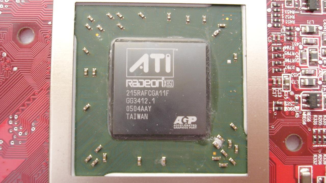 """ATi Radeon X850 XT """"PE"""" für AGP im Test: Der neue R481-Chip macht's möglich"""