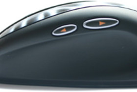 Logitech MX518 Gaming-Grade Optical Mouse