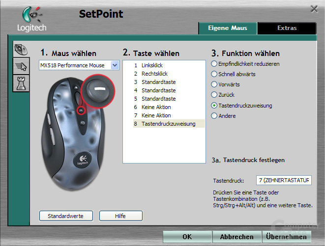 Logitech Setpoint 2.3