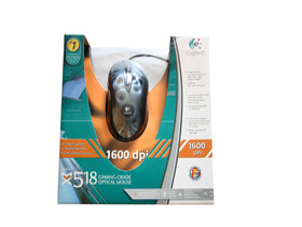 MX518 Verpackung von Vorne