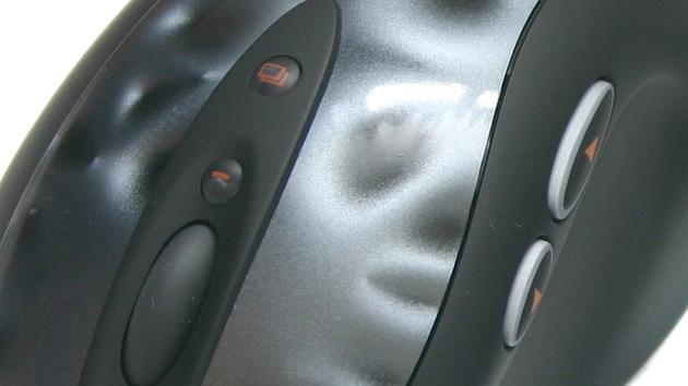 Logitech MX518 Gaming Mouse im Test: Modellpflege mit Beulenoptik