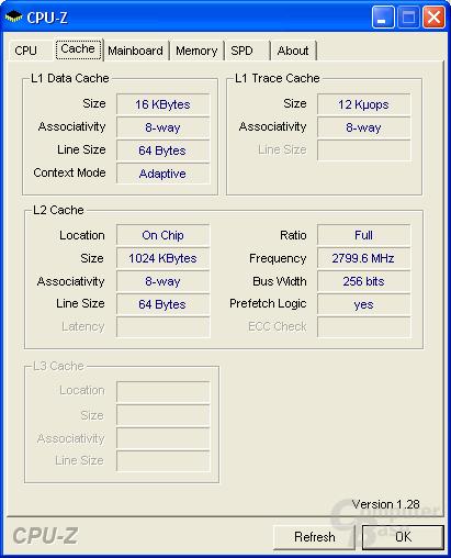 Intel Pentium XE 840