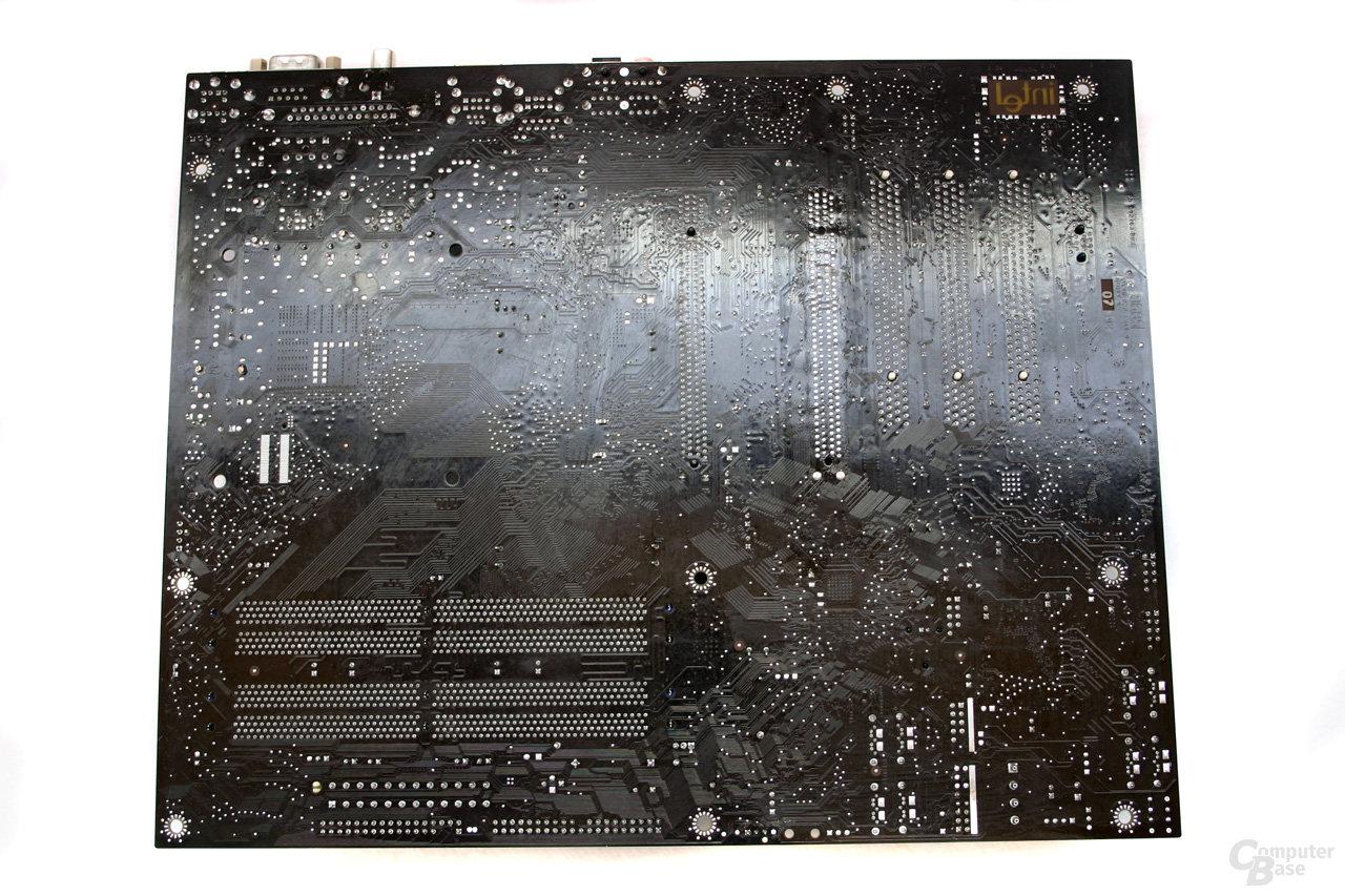 i955X-Platine (unten)