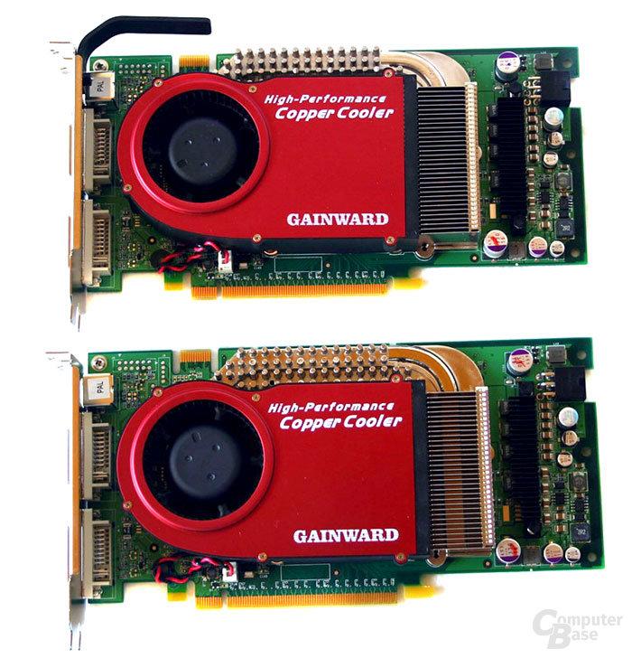 Gainward 6800 Ultra SLI
