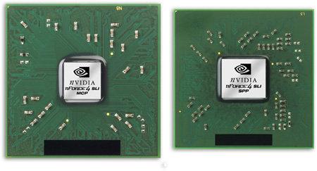 nVidia nforce 4 (Intel Edition)