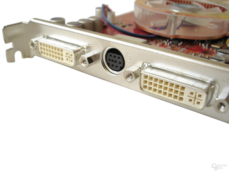 MSI RX800 XL TD256E - Dual-DVI