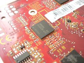 MSI RX800 XL TD256E - GDDR3 2,0 ns