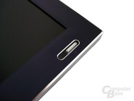 Samsung SyncMaster 193P | Ein- und Ausschalttaste
