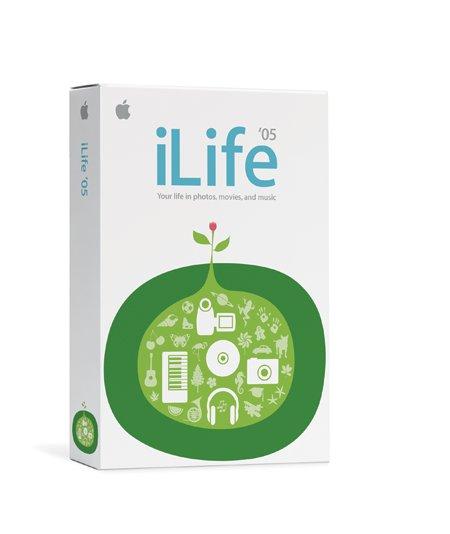 iLife '05 (Boxshot)
