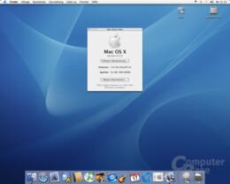 """Mac OS X (10.3 """"Panther"""")"""