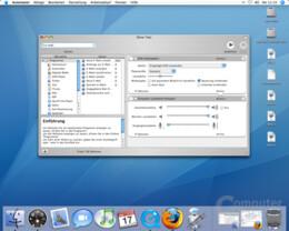 "Apple Mac OS ""Tiger"": Automator"