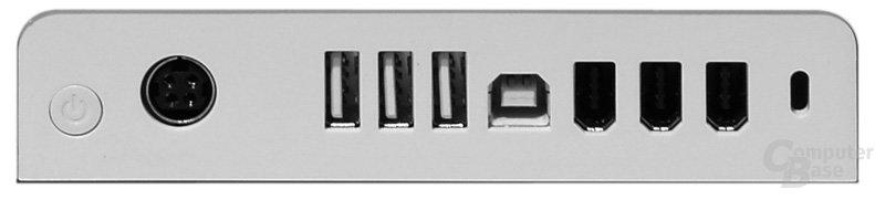 MicroNet miniMate (Rückseite)