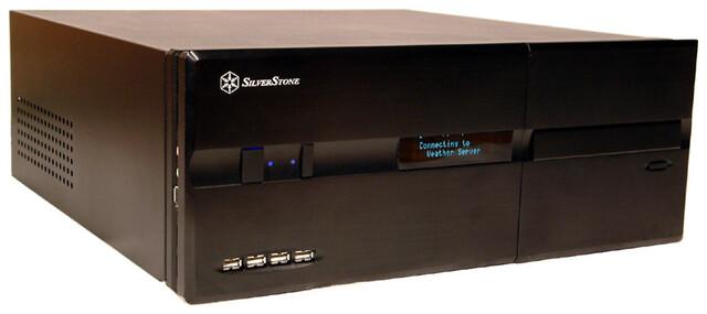 Silverstone SST-LC10B-M