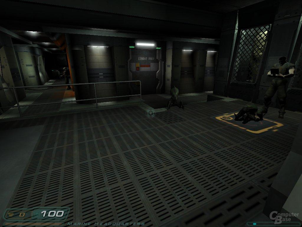 GMA900 Doom3