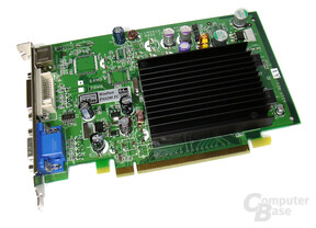 GeForce 6200 TC-64 Vorderseite