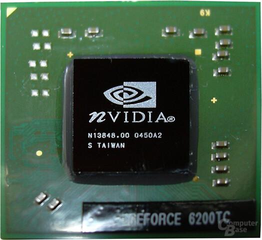 GeForce 6200 TC-64 GPU