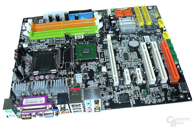 MSI i915G Neo2 Platinum