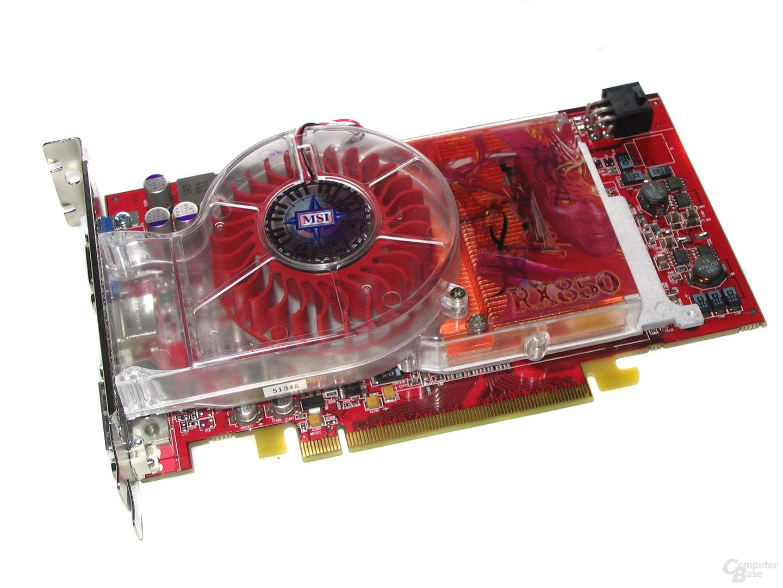 MSI RX850 XT-TD256E