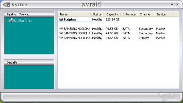 nVidia nVraid