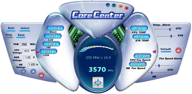 CoreCenter