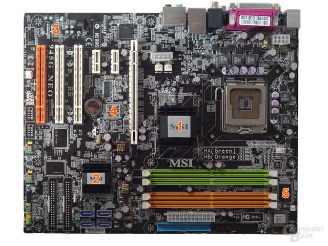 MSI 945G Platinum