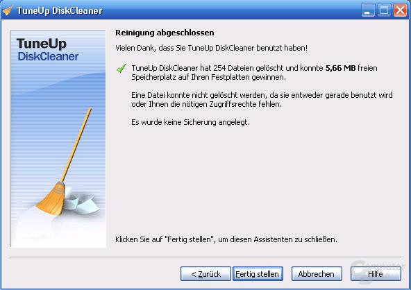 DiskCleaner