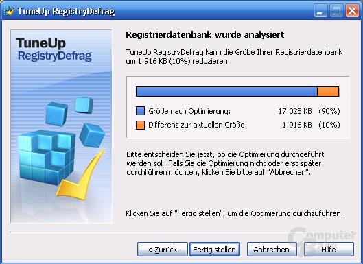RegistryDefrag