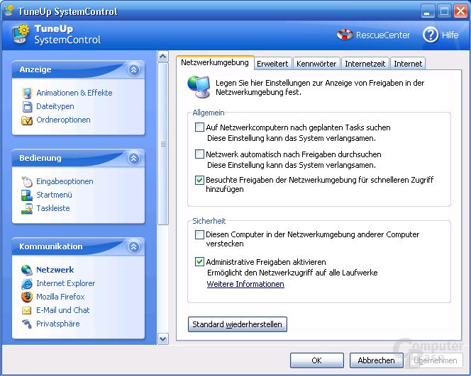 SystemControl