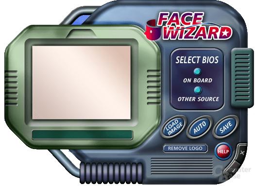 Gigabyte Face Wizard