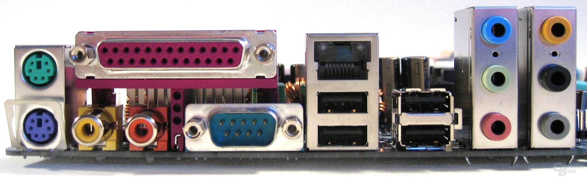 Gigabyte GA-K8N Pro-SLI ATX-Blende