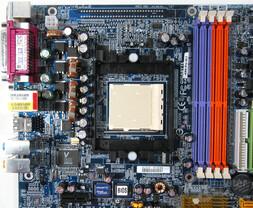Gigabyte GA-K8N Pro-SLI CPU-Sockel