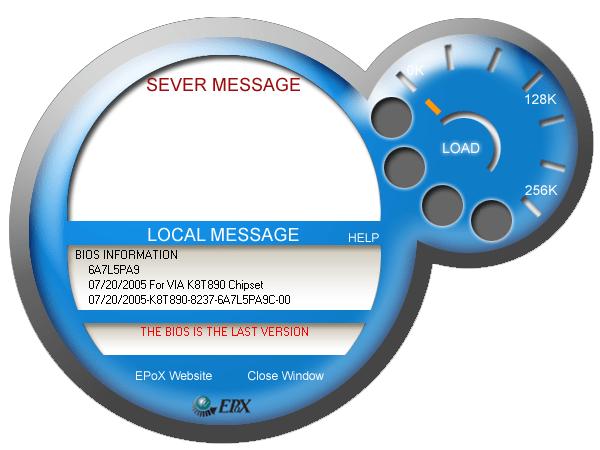 EPoX Magic BIOS