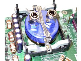 Zalman CPU-Kühler-assemble