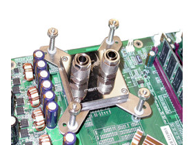 Kailon CPU-Kühler assemble