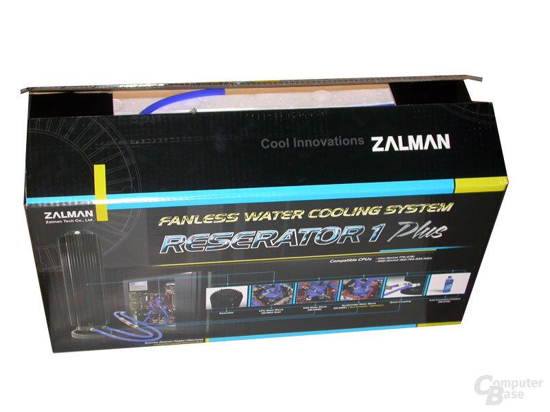 Zalman Packung