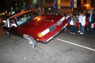 Autoshow am Hafen von San Francisco