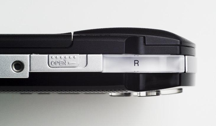 Schulterknöpfe der PSP