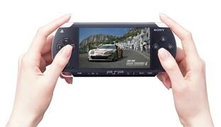 PSP in den Händen